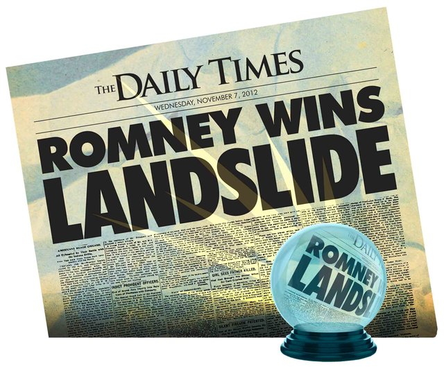 University of Colorado predicts Romney to win 2012 election with a landslide
