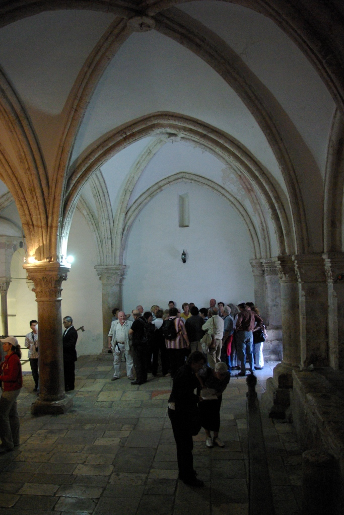 Jerusalem_Cenacle_BW_5