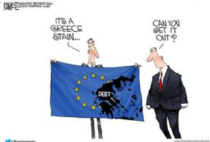 Greece Stain