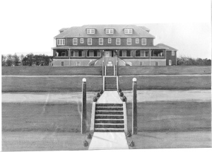Original Virginia Beach Hospital Building, circa 1929