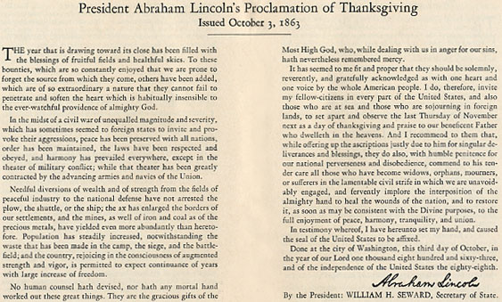 lincoln-1863-thanksgiving-proclamation