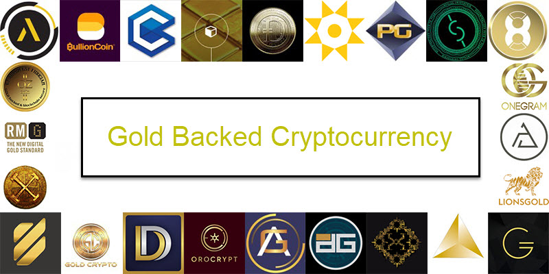 Gold Backed Crypto Currency