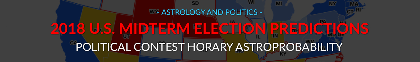2018 midterm election predictions astrology william stickevers