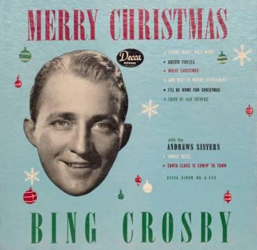 Bing Crosby Merry Christmas 1955