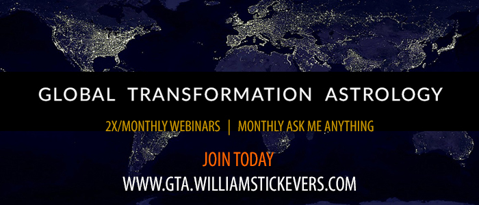 Global Transformation Astrology Webinars
